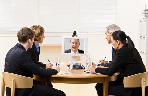 Senior Executive Recruiting Using Live-Streaming Video