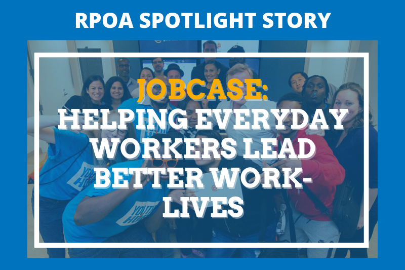 jobcase helping everyday workers lead better work-life