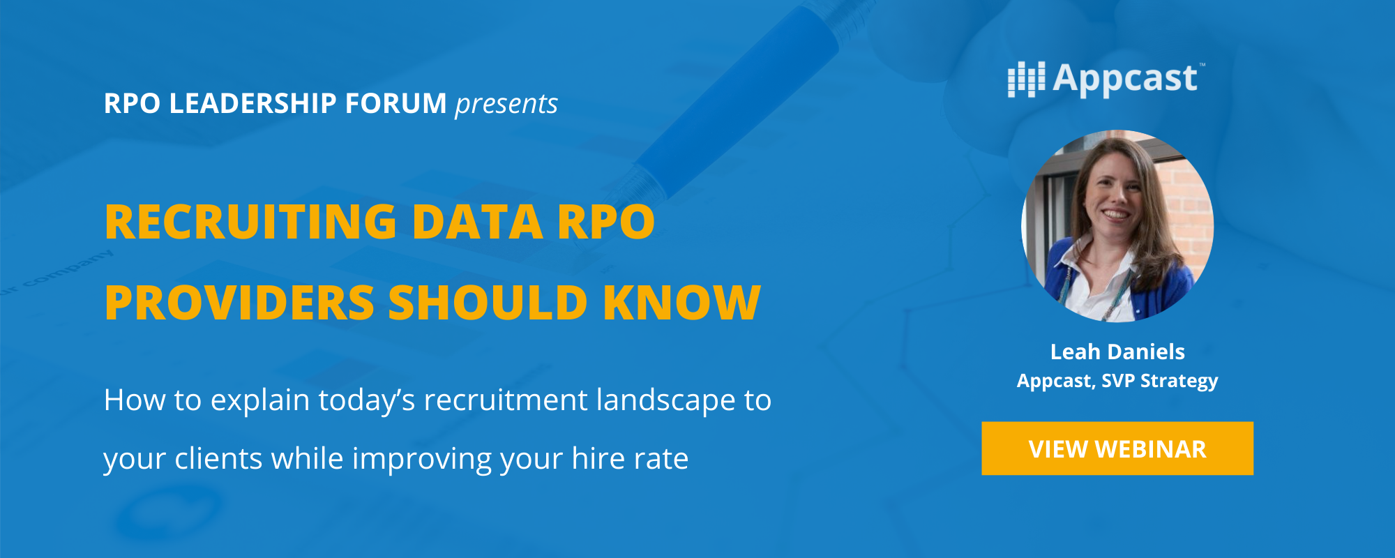 Recruiting data you should know