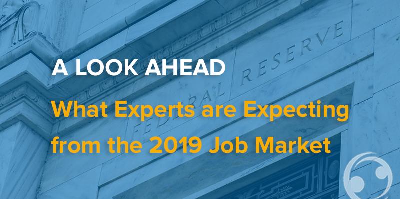 Job Market Outlook for 2019