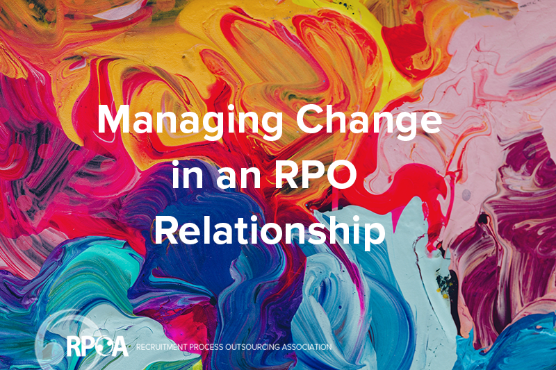 Managing change in an RPO relationship