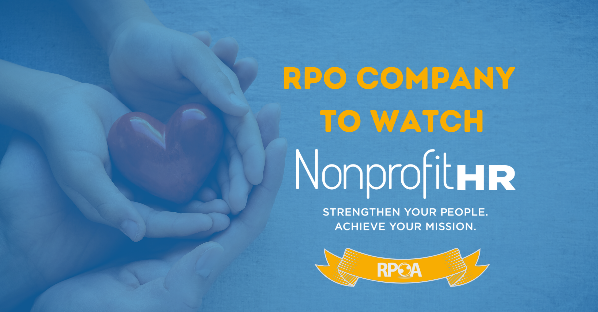 2020 Nonorofit HR RPO Company to Watch