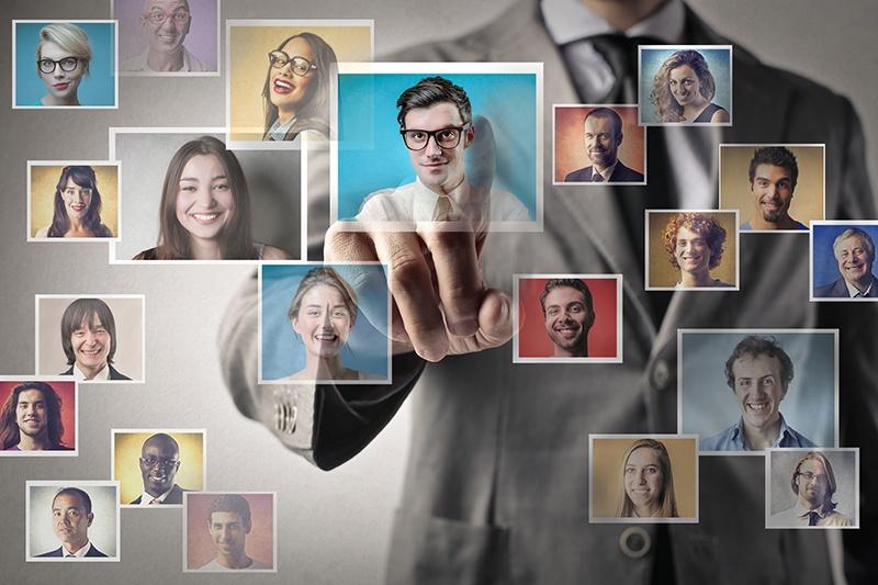 screening candidates social accounts