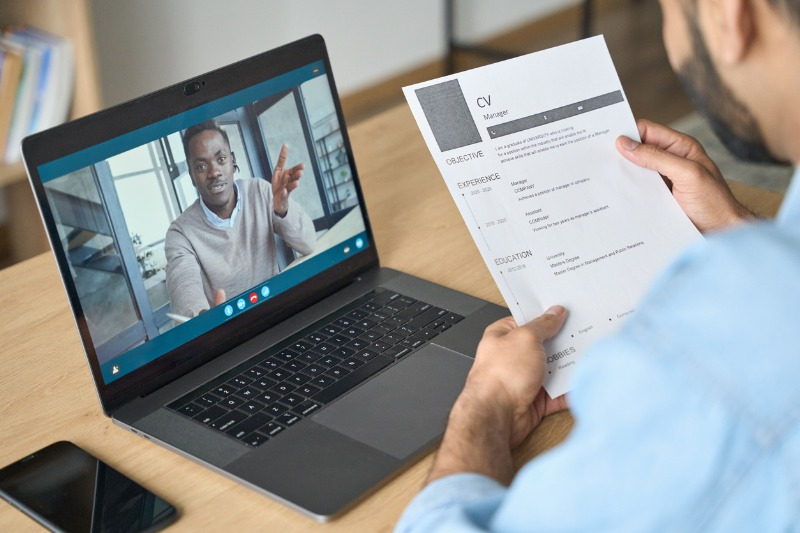 virtual hiring events