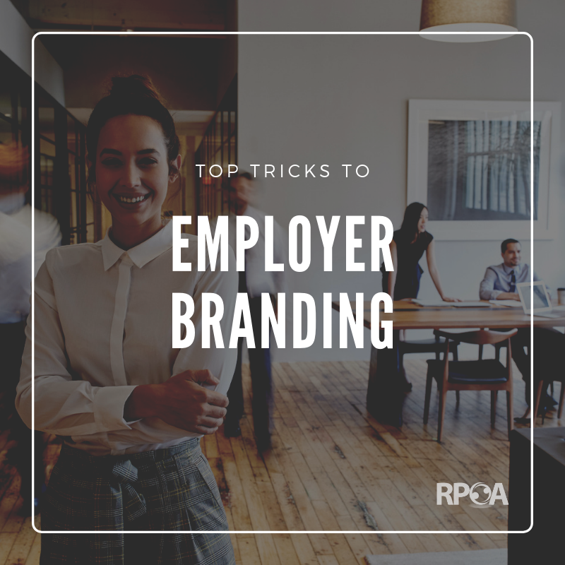 4 Tricks to Employer Branding Strategy
