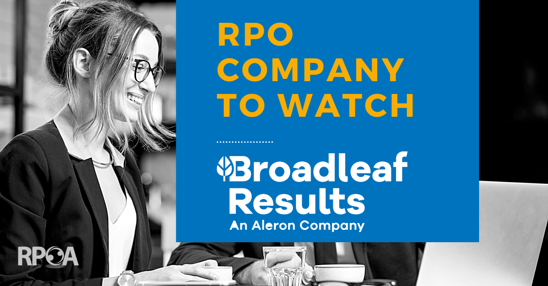 Broadleaf Results: A Trusted Partner to Deliver Organization's Greatest Asset: Talent
