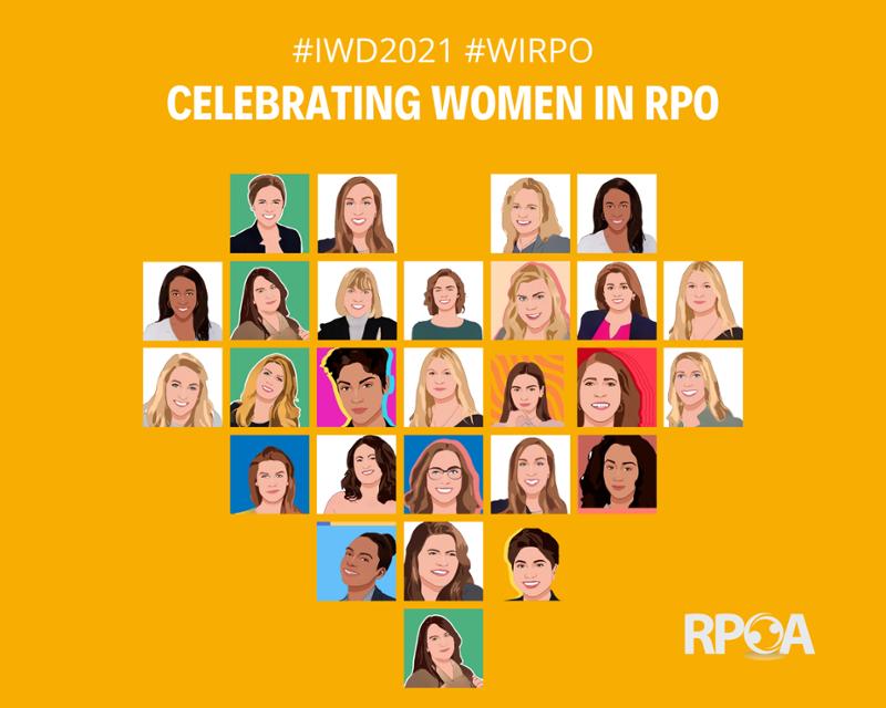 RPOA Announces 2021 Women in RPO Award Recipients