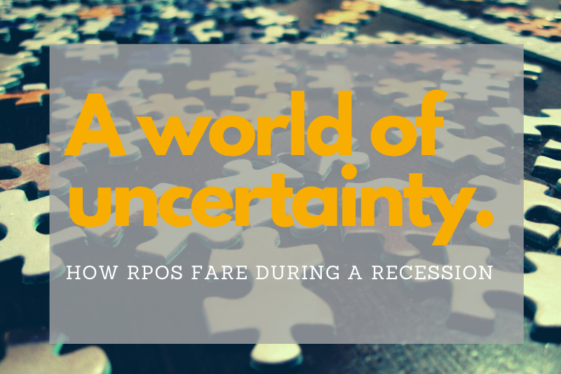 Operating in a World of Uncertainty: How RPOs Fare During a Recession