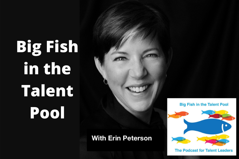 Stephanie Zywien of General Motors Speaks to Erin Peterson on Big Fish in the Talent Pool
