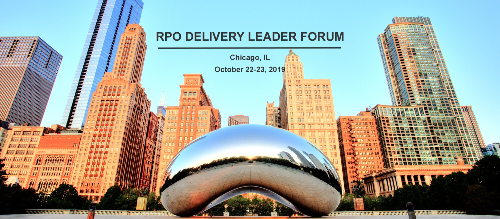 RPOA Launches First Forum of Its Kind for RPO Delivery Leaders