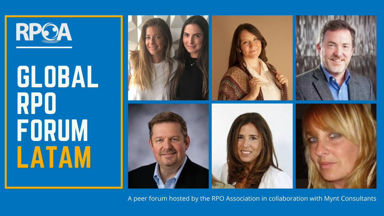 Global RPO Leaders Talk Talent in Latin America