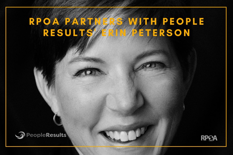 PeopleResults' Erin Peterson partners with RPOA, Bringing Unique Talent Acquisition Insights to RPO Buyers and Providers