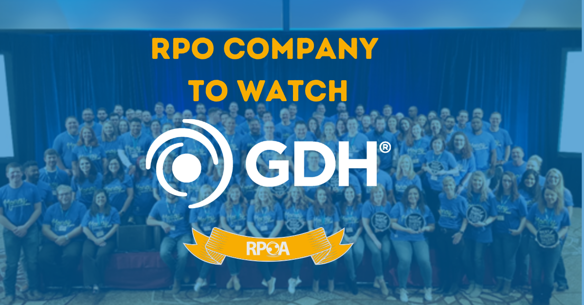 GDH: RPO Recruiting with a Focus on Empathy and Responsiveness