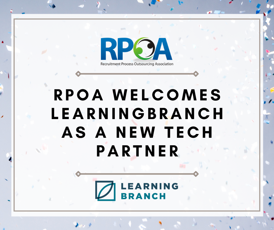 RPOA Welcomes LearningBranch as a New Technology Partner