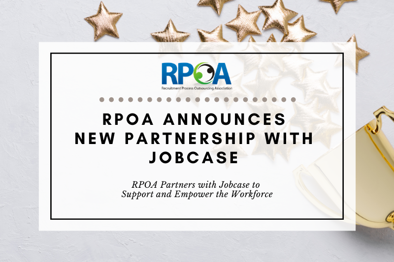 RPOA Partners with Jobcase to Support and Empower the Workforce