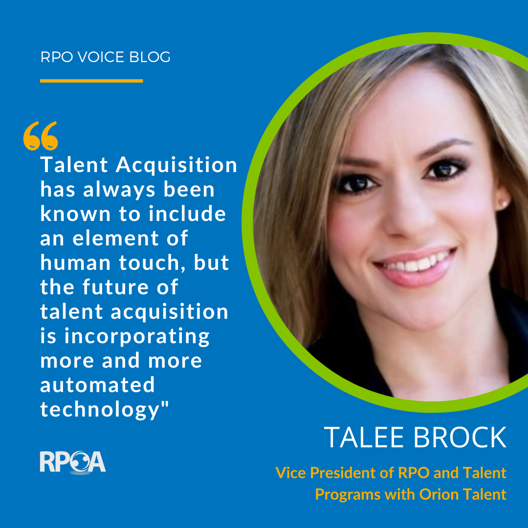 Talee Brock of Orion Talent Reflects on Recent Changes in Talent Acquisition