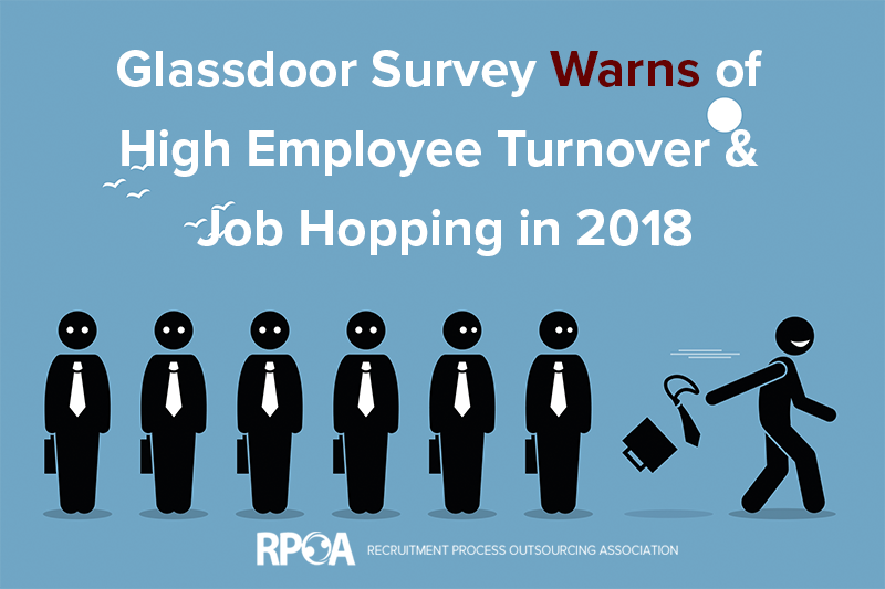 Glassdoor Survey Warns of High Employee Turnover, Job Hopping in 2018