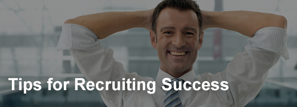 Tips and Strategies for Recruiting Success